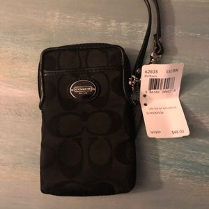 Coach Phone Case NWT